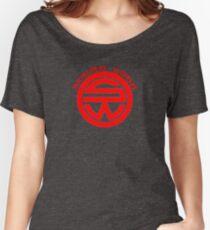 Westworld Samurai World Red Symbol Women's Relaxed Fit T-Shirt