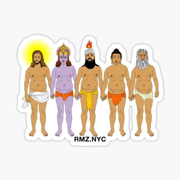 RMZ.NYC Sticker