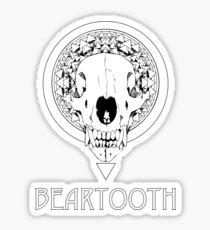 BEARTOOTH fan art Sticker