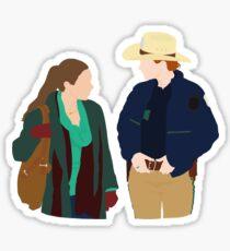 WayHaught Convo Sticker