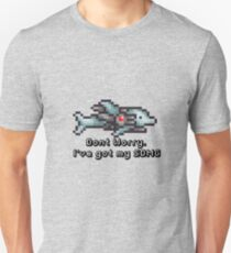 Don't Worry - Terraria Unisex T-Shirt