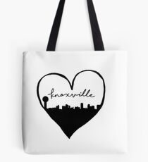 Knoxville, Tennessee City Love Tote Bag