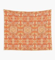 - Golden pattern - Wall Tapestry