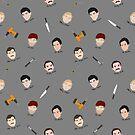 Serial Killers by myacideyes