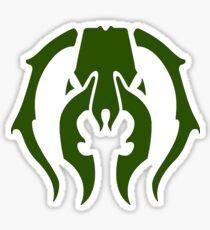 Golgari Swarm Symbol Sticker