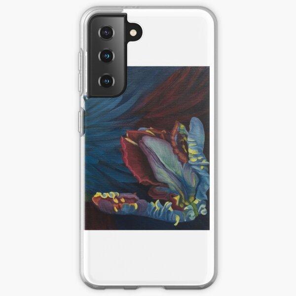 Audrey II: Parrot Tulip Samsung Galaxy Soft Case