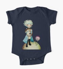 Wintry Little Prince T-shirt One Piece - Short Sleeve