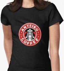 Camiseta entallada para mujer Anteiku