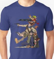 Naughty Dog - Drake, Joel, Jak T-Shirt