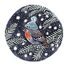 Bird in a Hat by Julia Gingras