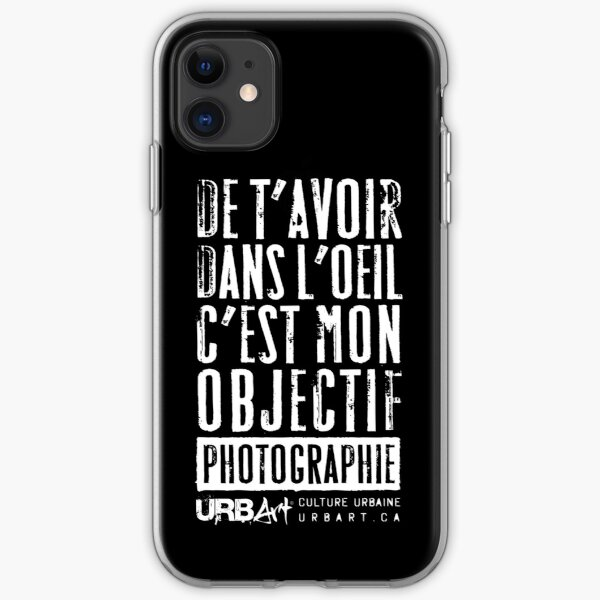 UrbArt® - Photographie-01 iPhone Soft Case