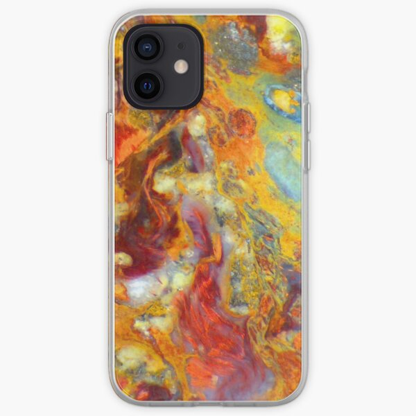 Femalestrom (Pietersite) iPhone Soft Case
