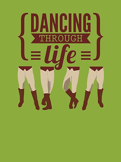 Dancing Through Life - Wicked  by Johanna Martinez