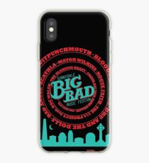 Big Bad Sunnydale iPhone Case