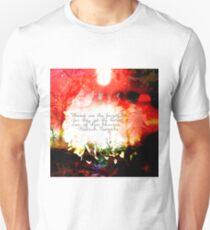 Blessed Are The Forgetful Unisex T-Shirt