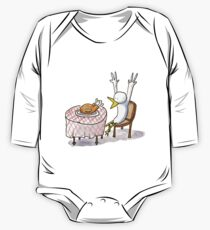 The unexpected meal One Piece - Long Sleeve