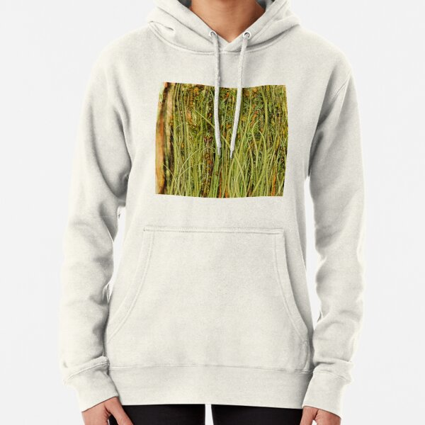 Qualia's Grass (Antique Yellow) Pullover Hoodie