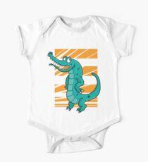Le crocodile fier Kids Clothes