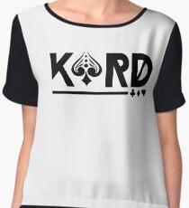 Kard - Korean Pop Group Chiffon Top