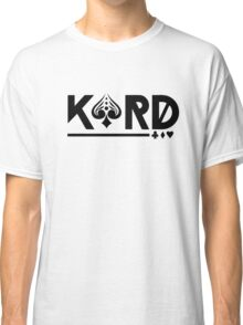 Kard - Korean Pop Group Classic T-Shirt