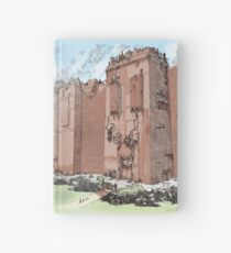 The Iron-Walled City of Delights Hardcover Journal