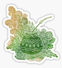 Yerba Mate Sticker