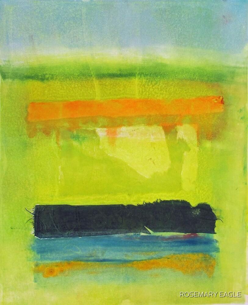 'Canola Season-Willaura'  by ROSEMARY EAGLE
