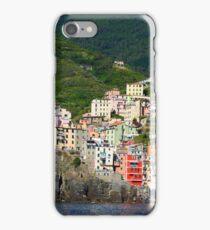 Riomaggiore iPhone Case/Skin
