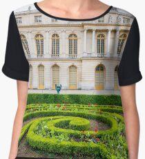 Versailles Palace, France Chiffon Top