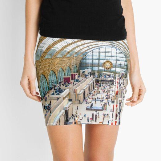 Musée d'Orsay, Paris Mini Skirt