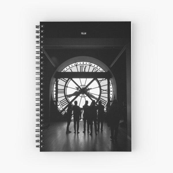 Musée d'Orsay, Paris Spiral Notebook