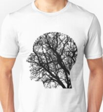 Human Nervous System As Tree Unisex T-Shirt