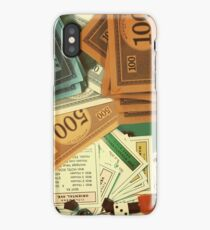 Monopoly Empire iPhone Case/Skin
