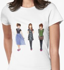 Outfits Womens Fitted T-Shirt