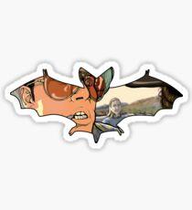 Bat Country Sticker Sticker