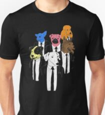 Real Reservoir Dogs T-Shirt