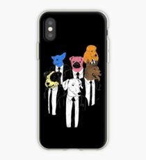 Real Reservoir Dogs iPhone Case