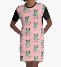 The Ronettes Graphic T-Shirt Dress