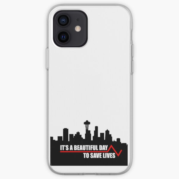 Save lives. iPhone Soft Case