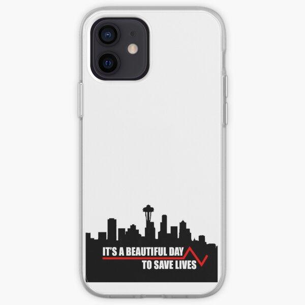 Sauver des vies. Coque souple iPhone