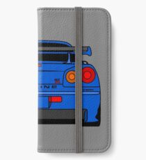 R34 Rear  iPhone Wallet/Case/Skin