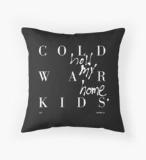 Hold My Home Throw Pillow