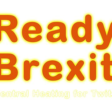 Ready Brexit by drasswear