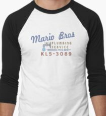 Mario Brothers Plumbing Service T-Shirt