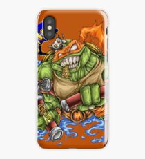 Cowabunga! iPhone Case/Skin