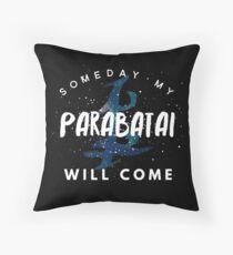 Parabatai Throw Pillow
