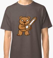 chainsaw teddy bear Classic T-Shirt