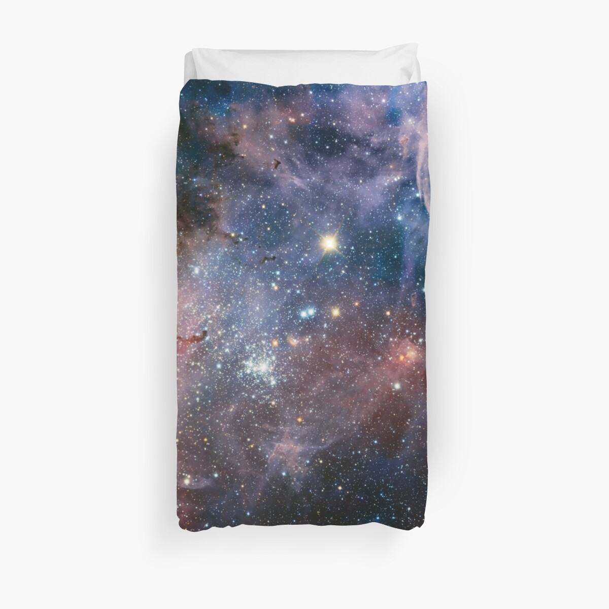 Galaxie - Nebel 01 von GALAXYGRAFIKA