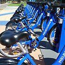 Short Trip? Why not take a Bike? by TonyCrehan