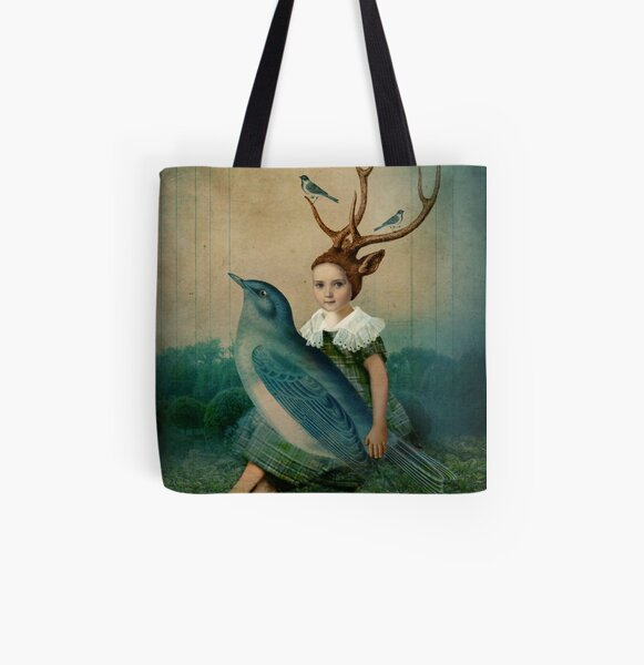 Sing me a Song All Over Print Tote Bag